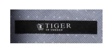Логотип бренда Tiger of Sweden - История бренда Tiger of Sweden