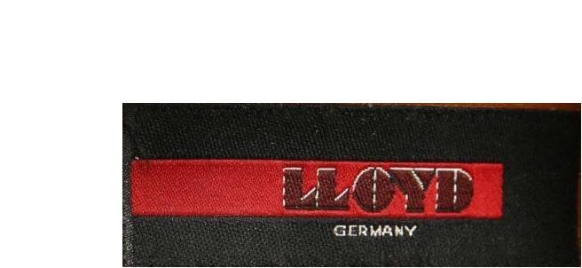 Логотип бренда LLOYD - История бренда LLOYD