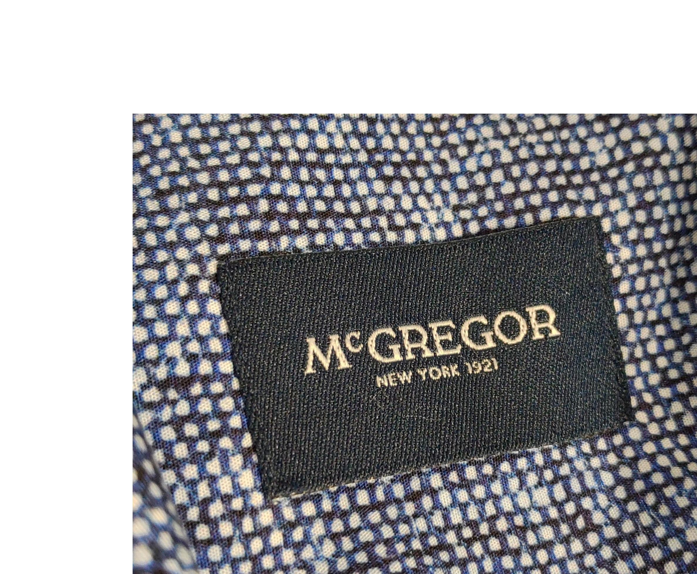 Логотип бренда McGregor - История бренда McGregor