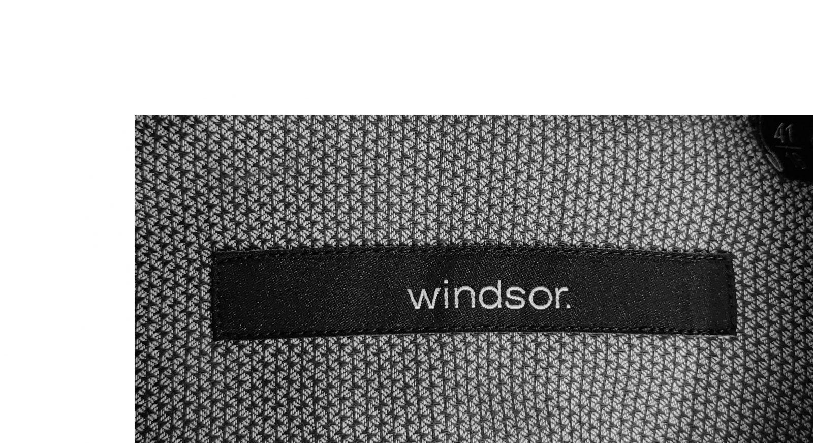 Логотип бренда Windsor - История бренда Windsor